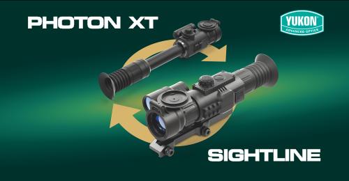 Výměna Yukon Photon XT za Sightline